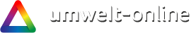 "Logo ""umwelt-online"""