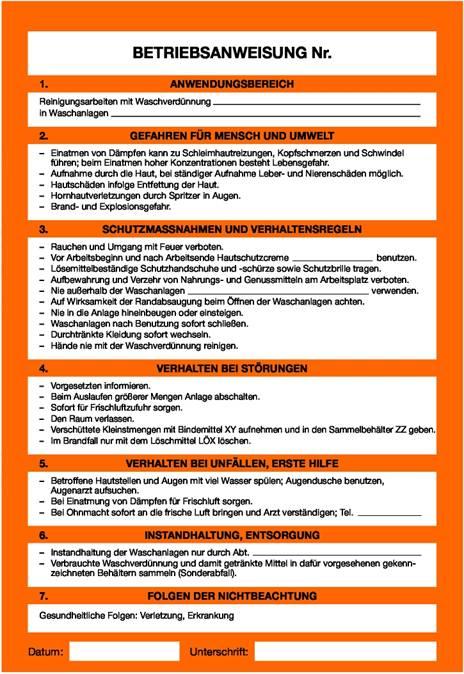 umwelt-online-Demo: Archivdatei - BGI 578 / DGUV Information 211-010 - Sicherheit durch ...